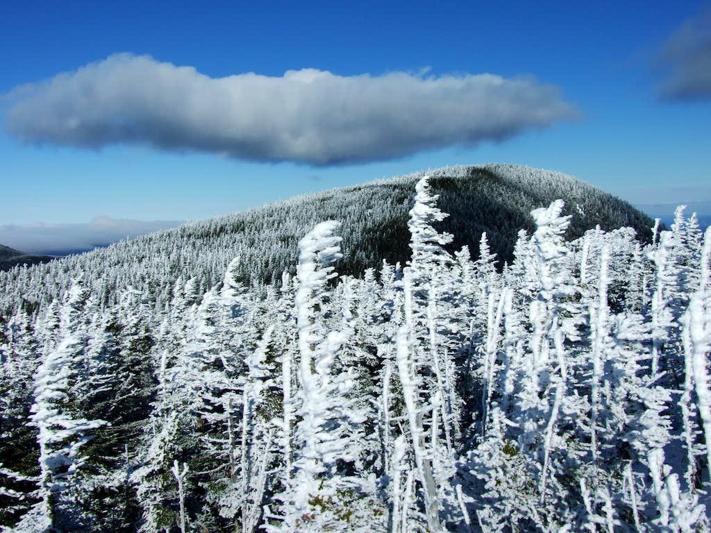Frozen Ridgeline