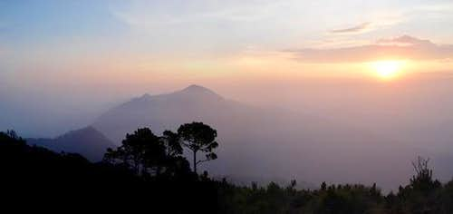 Volcan Santo Tomas - Guatemala