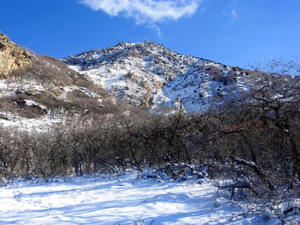 Malans Peak