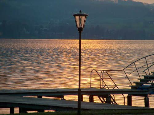 Images of the Attersee