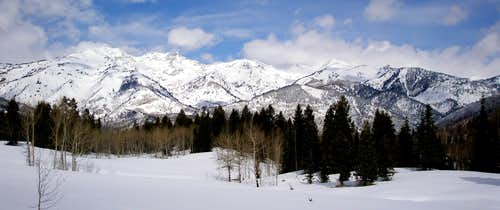 Little Cottonwood Ridge