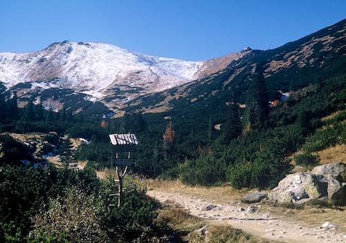 Beskid in Tatras