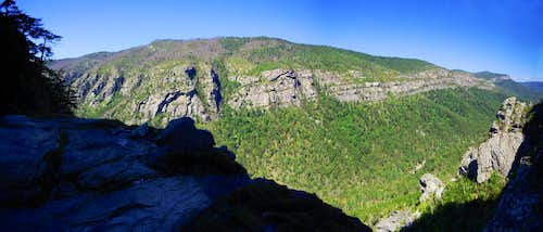 Linville Gorge from...