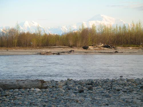 Denali from Talkeetna
