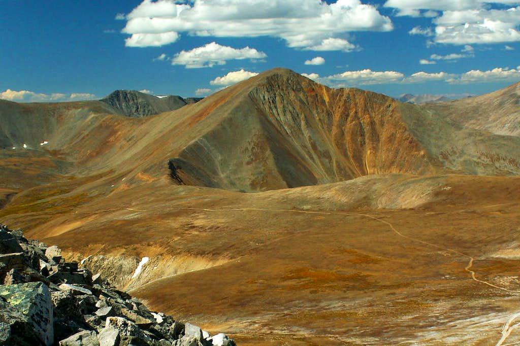 Cronin Peak, East Face