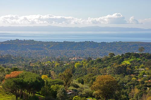 Views of Santa Barbara