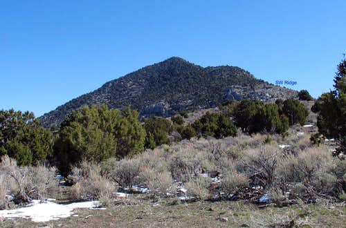 Pinyon Peak (UT)