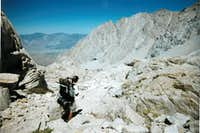 Mount Whitney June 1999