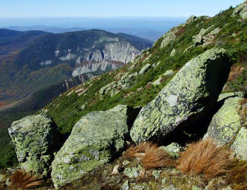 Cannon From Franconia Ridge