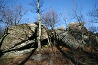 Shelter Outcrop