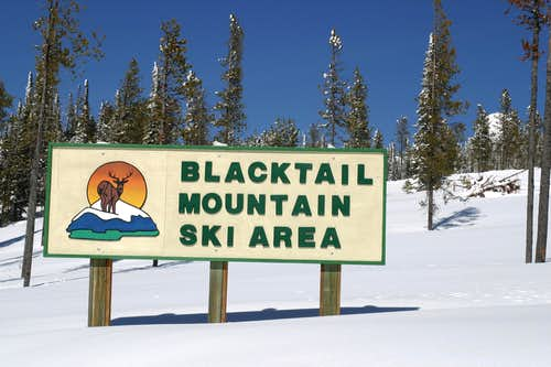 Blacktail Mountain