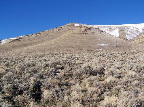 Gild Reservoir Ridge