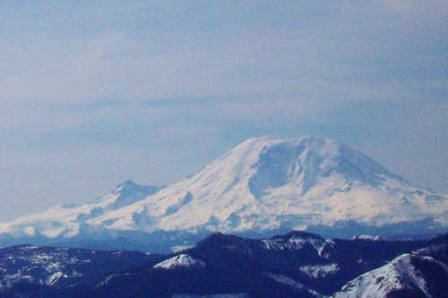 Rainier from Blowdown
