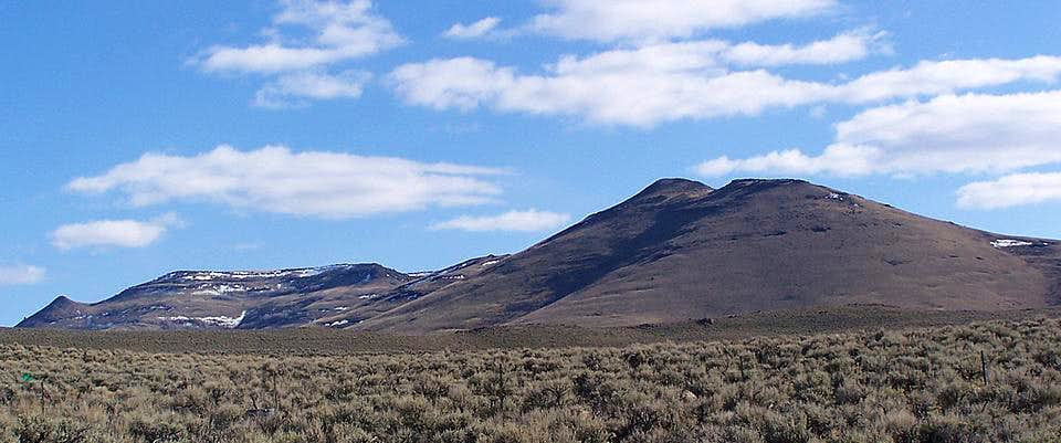 Trout Creek Peaks