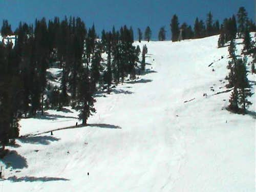 Gettin' Loose in the Western Sierra - Spring Ski Trip