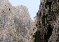 Royal Gorge, Colorado - GOING DOWN!