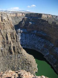 Devil\'s Canyon (looking E)