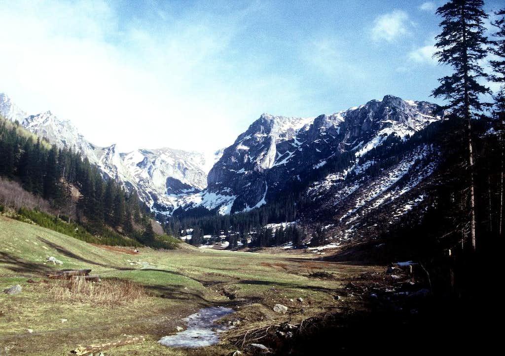 Little Meadow & Great Crag