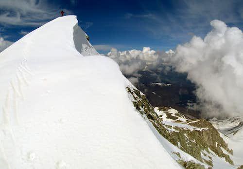 Monte Corvo west
