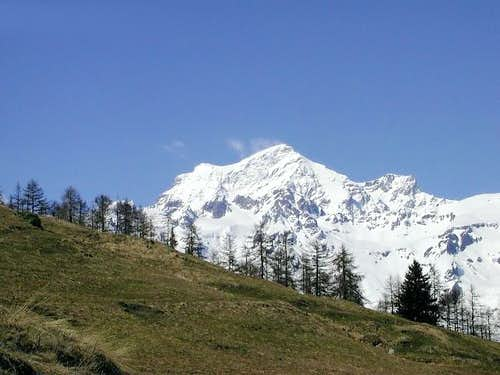 il Grand Combin mt. 4314