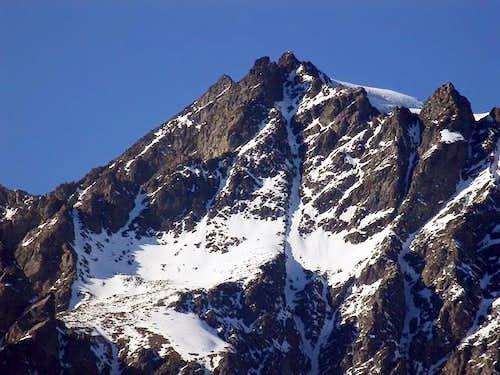 il mont Vélan mt. 3734