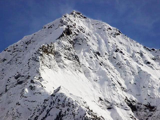 Winter Becca di Nona  3142m