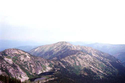 Gedney Mountain from Pk 7,623