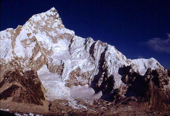 Three weeks in the Khumbu 1986