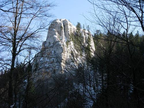 White rocks of Bitoraj