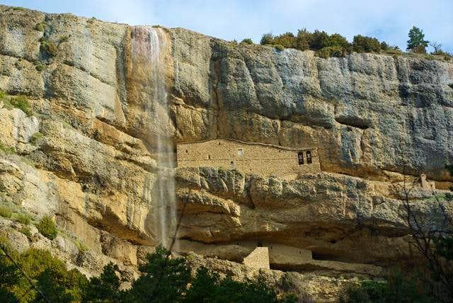 Santa Orosia's cave