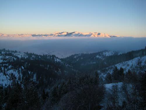 Winter Scene- Heinen