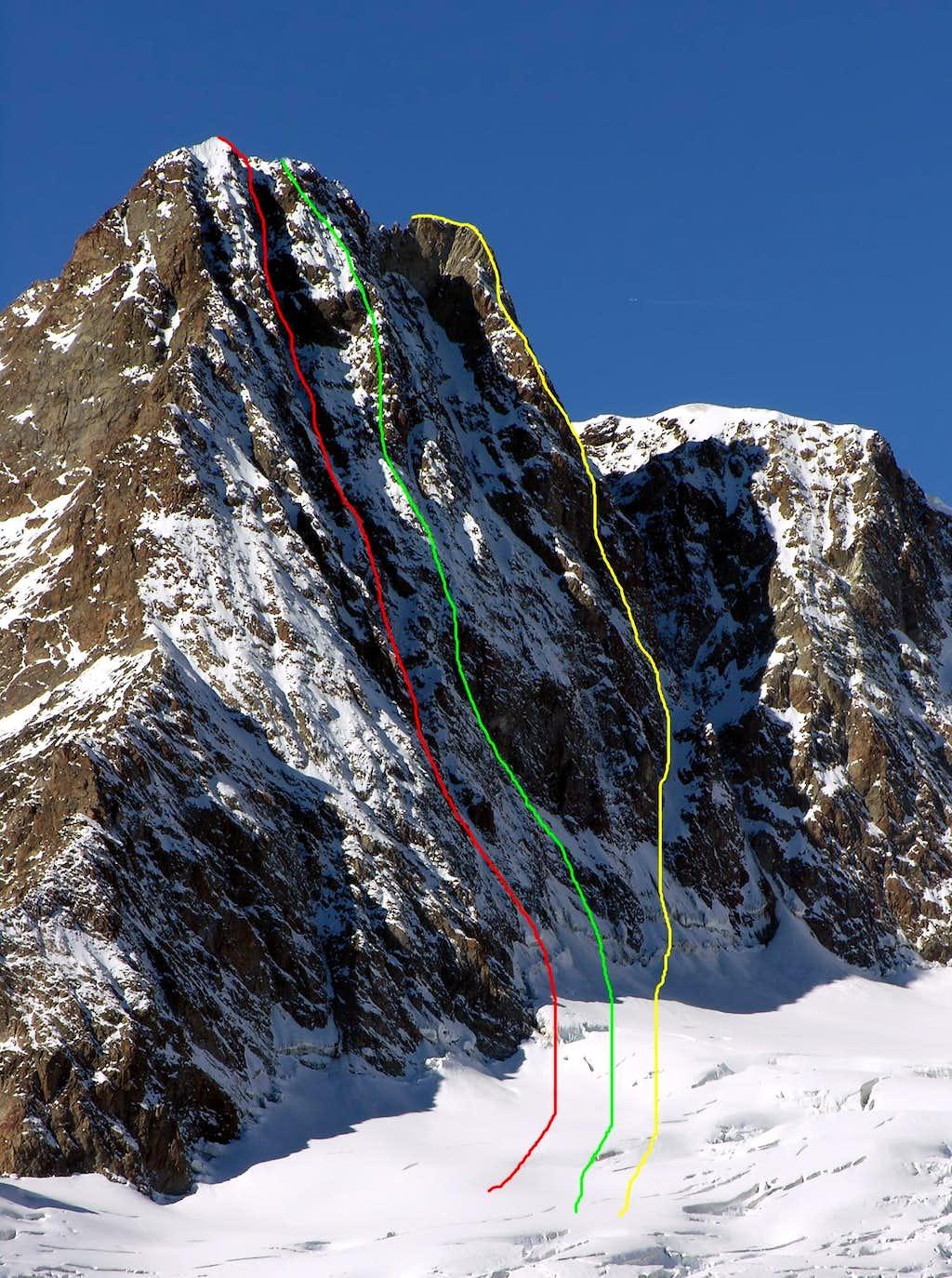 Mont Blanc Routes Beta