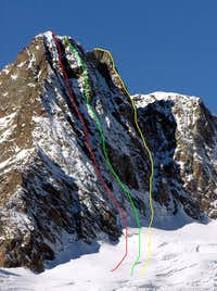 Mont Blanc Routes Beta