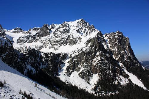Mlynar massif