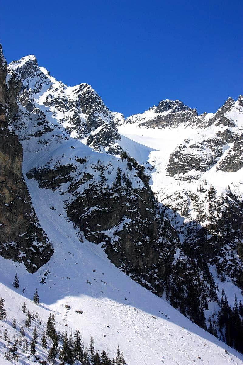 Spadova valley