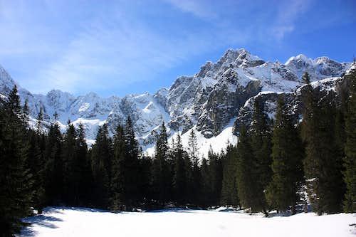 Polana pod Vysokou - High Tatras