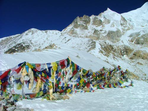 Larkya pass (5106m)