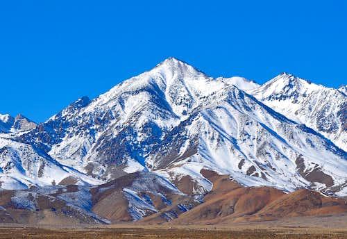 Kearsarge Peak