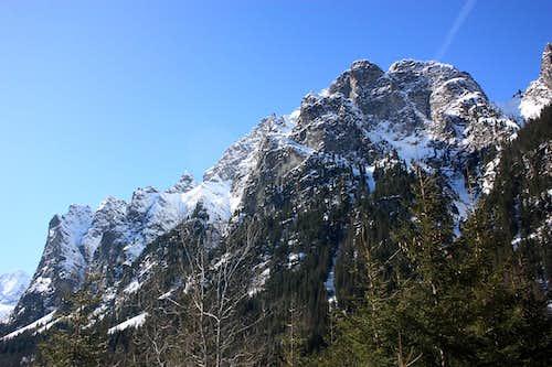Mlynar ridge