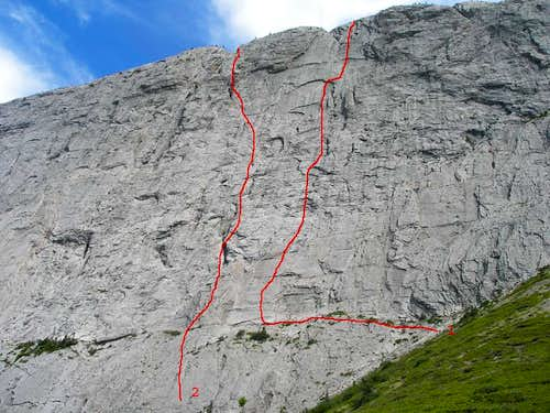Ashlar s Ridge Routes