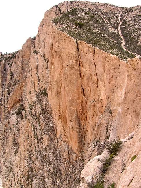 Guadalupe Peak and some big...