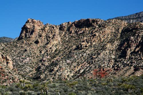White Rock Spring Peak
