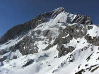 Alpspitze main ski routes
