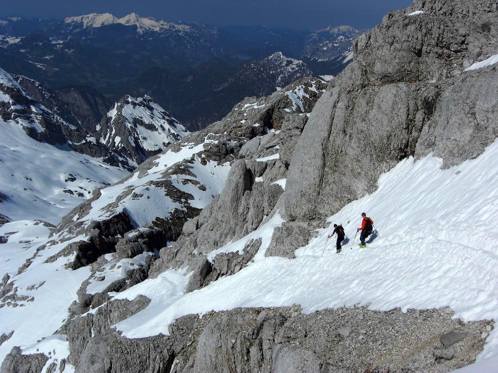 Birnhorn Ski Route
