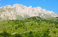 Mt Korabi