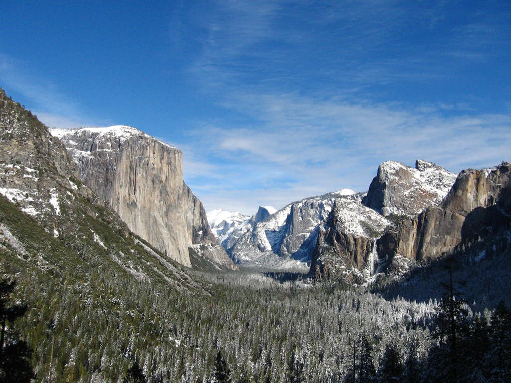 Yosemite Valley, YNP
