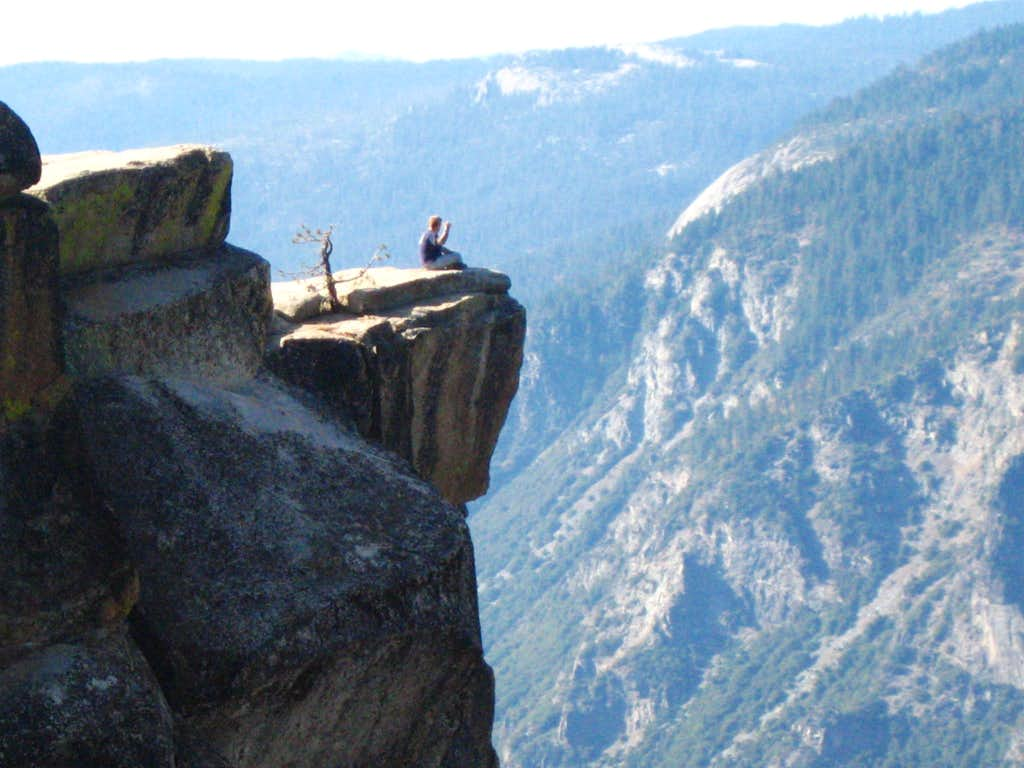 Taft Point Reflection