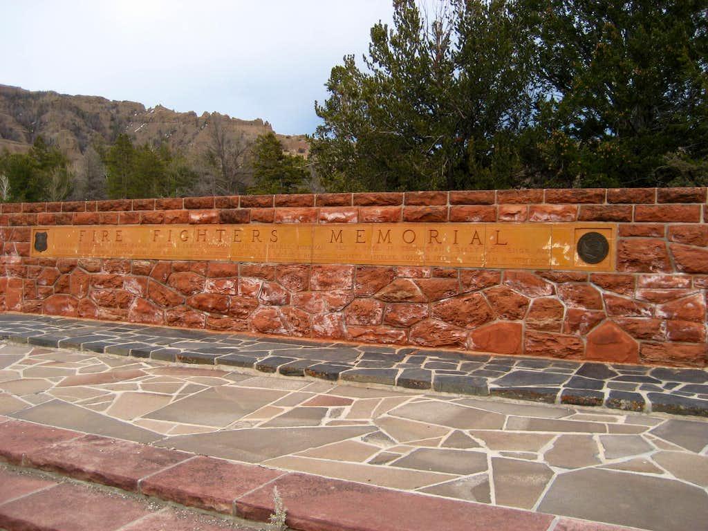 Blackwater Fire Memorial