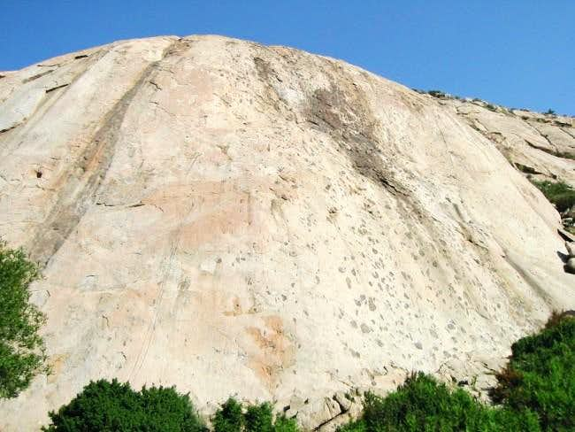 Big Rock - Lake Perris