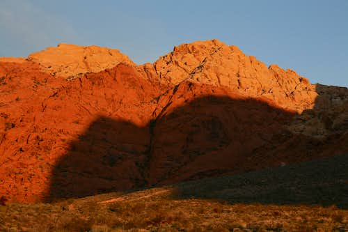 Why they call it Red Rocks...